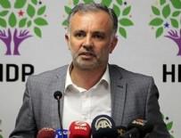 AYHAN BİLGEN - HDP'li Ayhan Bilgen hakkında flaş karar