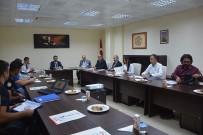 MUSTAFA AVCı - İl Spor Güvenliği Toplantısı Yapıldı