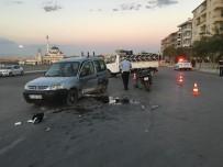 Karaman'da Trafik Kazası Açıklaması 2 Ölü