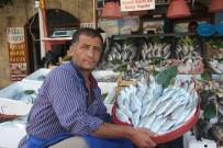 Kilis'te Balık Satışlarına Yoğun İlgi