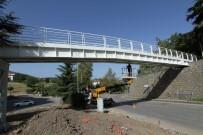 ENGELLİ ASANSÖRÜ - Kocaeli'ye Yayalar İçin İki Yeni Köprü