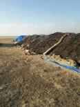 KıŞLA - Kulu'da 80 Römork Saman Yandı