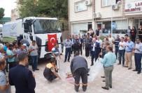 KURBAN KESİMİ - Lapseki Belediyesi Yol Süpürme Aracını Hizmete Soktu