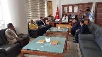 ENGIN BAYTAR - Malatyaspor USA Kulübü Başkanı Teoman Mutlu Malatya'ya Geldi