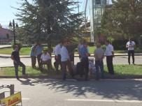 OTOBÜS FİRMASI - MAŞTİ'de Eylem