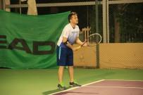 TENİS TURNUVASI - Merkezefendi Tenis Sonbahar Turnuvası Başlıyor