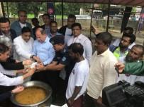 YARDIM MALZEMESİ - Recep Akdağ, Rohingya Kampını Ziyaret Etti
