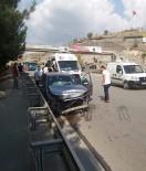 UMUT KAYA - Safranbolu'da Trafik Kazası Açıklaması 2 Yaralı