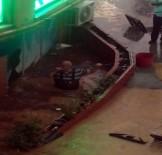 BOĞULMA TEHLİKESİ - Sarıyer'de can pazarı kamerada