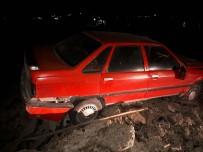 OSMAN YıLDıRıM - Sivas'ta Trafik Kazası Açıklaması 2 Yaralı