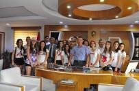 İÇLİ KÖFTE - Slovakyalı Öğrenciler Kadirli Kültürünü Tanıyor