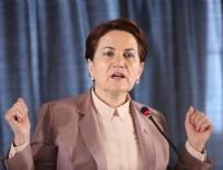 MERAL AKŞENER - SONAR'ın seçim anketi Akşener'e barajı atlattı