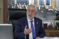 VERGİ ARTIŞI - TESK Genel Başkanı Palandöken Açıklaması 'Vergi Artışları Kayıt Dışılığı Artırır'