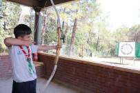 KENT ORMANI - TİKA'dan Azeri Genç İzcilere Destek