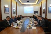 MEHMET SIYAM KESIMOĞLU - Trakya Kalkınma Ajansı Eylül Ayı Yönetim Kurulu Toplantısı Kırklareli'nde Yapıldı