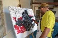 ÜMİT YİĞİT - Uluslar Arası İpek Yolu Sanat Çalıştayı Kuşadası'nda Başladı