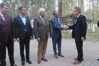 ENVER ÖZDERİN - Vali Elban, Belediye Başkanları İle Bir Araya Geldi