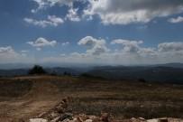 ORMAN YANGINI - Yayladağı Sınırı Sakin Bir Gün Yaşıyor