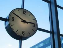 YAZ SAATİ UYGULAMASI - Yaz saatine durdurma kararı