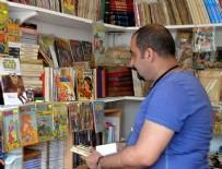YAYıNEVLERI - 90 yıllık çizgi romanlar yeni sahiplerini arıyor