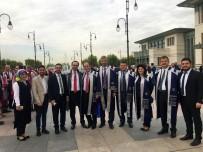 HAMZA YERLİKAYA - ADÜ Yönetimi 2017-2018 Akademik Açılış Törenine Katıldı