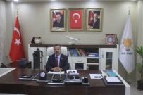 NIHAT YıLDıRıM - AK Parti Ağrı İl Yönetim Kurulu Üyeleri Belirlendi