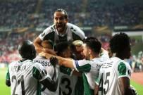 ALI TURAN - Atiker Konyaspor'dan Avrupa Ligi'nde İlk Galibiyet