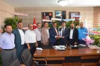 ATSO Heyeti AK Parti İl Başkanı Altınsoy İle Görüştü