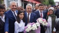 SELAHATTIN BEYRIBEY - Bakan Arslan AK Parti Kağızman İlçe Kongresine Katıldı
