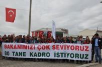 SELAHATTIN BEYRIBEY - Bakan Arslan, Şeker Fabrikasının 24. Pancar Alım Kampanya Törenine Katıldı
