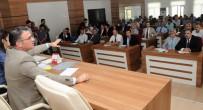 OZAN BALCı - Balcı, Okul Müdürleriyle Eğitim Sorunlarını Konuştu