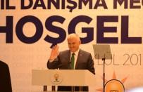 Başbakan Binali Yıldırım Partililere Seslendi