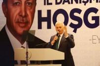 KAHRAMANLıK - Başbakan Yıldırım, Çorum'da Partililere Seslendi