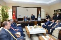 KATI ATIK BERTARAF TESİSİ - Başbakan Yıldırım'dan Çorum Belediye'sine Ziyaret