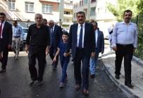 SELAHATTIN GÜRKAN - Belediye Başkanı Gürkan Kırçuval Mahallesinde İncelemelerde Bulundu