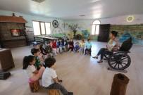 KELOĞLAN - Beyşehir Belediyesi'nden Minik Öğrencilere 'Masal Evi'