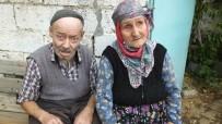 Burhaniye'de Görme Engelli Çift, Doktor Ve Özürlüler İçin Korkuluk İstedi