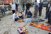 YALÇıN YıLMAZ - Bursa'da Freni Patlayan Tır Dehşeti Açıklaması 5 Yaralı