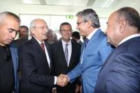 KAMİL OKYAY SINDIR - CHP Lideri İzmir'de