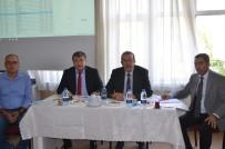 TÜRKIYE BISIKLET FEDERASYONU - Cumhurbaşkanlığı Türkiye Bisiklet Turu Bilgilendirme Toplantısı Yapıldı