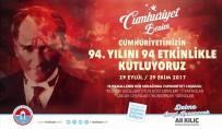 MILLER - 'Cumhuriyet Benim' Festivali Grammy Ödüllü Sanatçı Maya Azucena Konseriyle Başlıyor