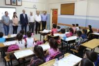 SÜLEYMAN ŞAH - Demirkol, Süleyman Şah İlkokulu Öğrencilerleriyle Buluştu