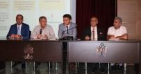MEHMET FEVZİ DÖNMEZ - Elazığ Tanıtım Günleri Koordinasyon Toplantısı Yapıldı