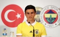ŞEKIP MOSTUROĞLU - Eljif Elmas Açıklaması 'Uzun Yıllar Fenerbahçe'de Kalmak İstiyorum'