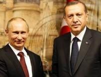 Erdoğan-Putin'den Irak ve Suriye açıklaması: Hemfikiriz