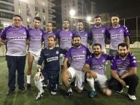 KAPALI ÇARŞI - Esnafın Futbol Turnuvası Sürüyor