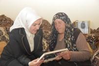 YAŞLILAR HAFTASI - Fatma Çolakbayrakdar, El Öptü Gönül Aldı