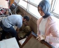 İZMIR İL MILLI EĞITIM MÜDÜRÜ - FETÖ'cüler Atatürk Büstünü İnşaat Artıklarının Arasına Atmış
