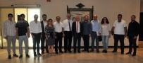 MUSTAFA BAYRAM - GSO UR-GE Şekerli Ürünler İhracat Takımı Projesi Açılış Toplantısı Yapıldı