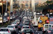 KUZEY AMERIKA - Haftada 9 Saat Trafikte Geçiyor